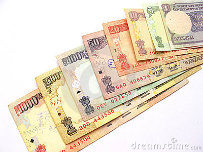International currency-Indian Rupee