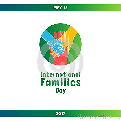 Free International Day Of Families, May 15 Royalty Free Stock Photo - 91096885