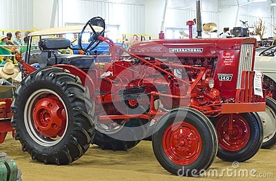 International Farmall Model 140 Tractor Editorial Photo