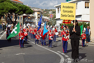 International Festival Of Music Bands Stock Photos - Image: 6634713
