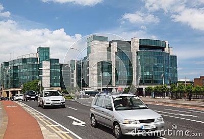 International Financial Services Centre Editorial Photo
