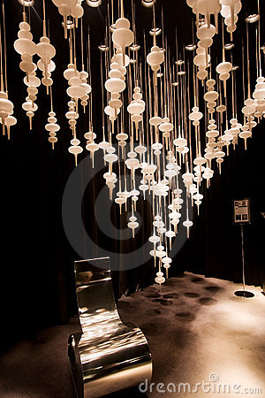 International Furnishing Accessories Exhibition Editorial Photography