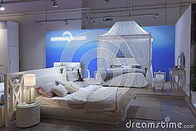 International Furniture Fair Editorial Photography