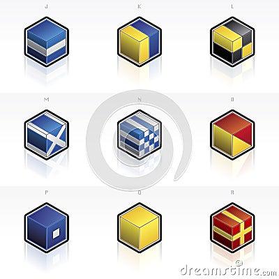 International Maritime Flags