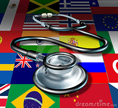 International medicine stethoscope healthcare