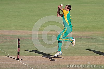 International one-day cricket Editorial Image