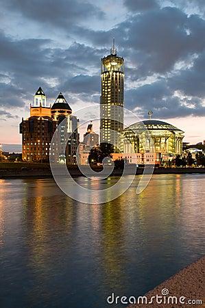 Free International Performing Arts Center Stock Image - 10334311