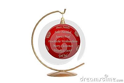 International seasonal greetings