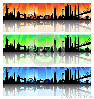 International skyline  Set