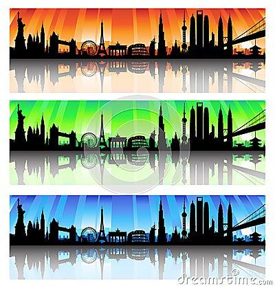 International skyline  Set