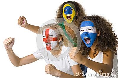 International sport s fans