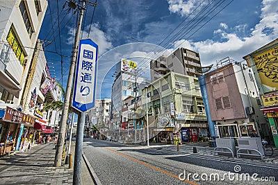 International Street Editorial Image
