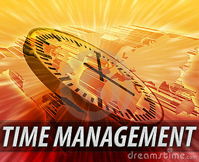 International Time Management Background Royalty Free Stock Photo - Image: 12504055
