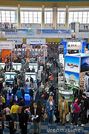 The International Tourism Fair Editorial Image