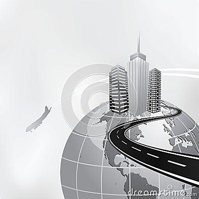 International transport concept