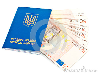 International Ukrainian passport