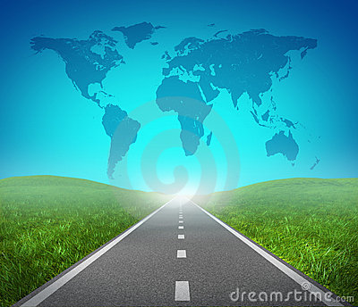 Internationale weg