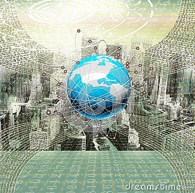 Free Internet Stock Photo - 50406450