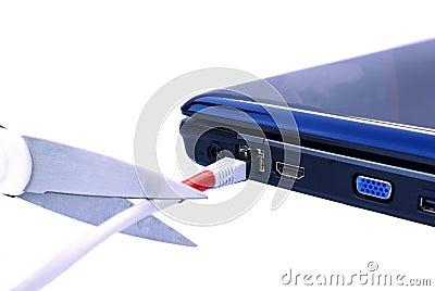 Broken Internet addiction