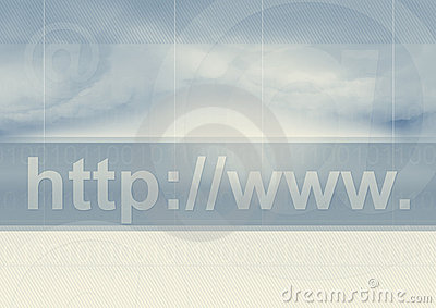 Internet address symbol