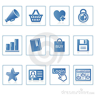 Free Internet And Website Icon I Stock Photography - 2217342