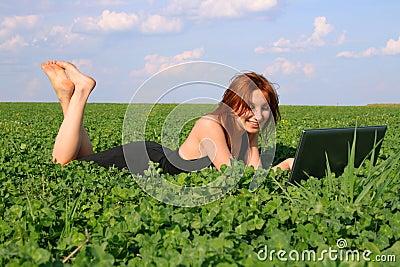 Internet in a clover
