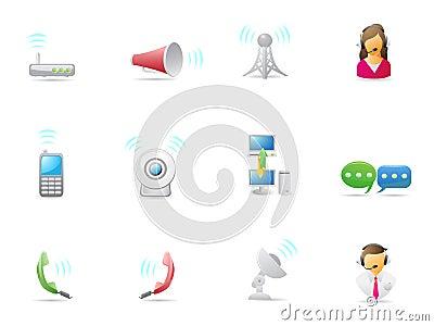 Internet & Communications icon
