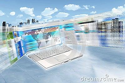 Internet & IT Concept