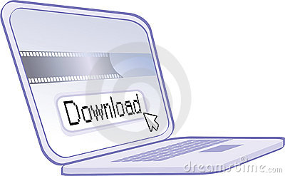 Internet downloading