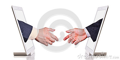 Internet handshake