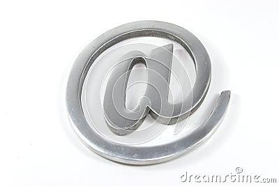 Internet mail sign