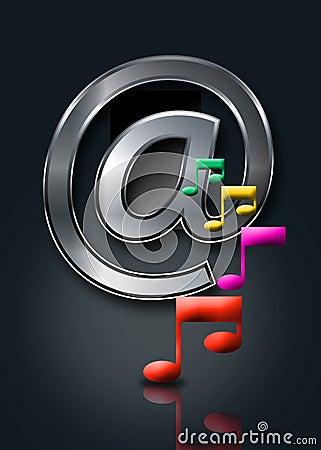 Internet music / online music