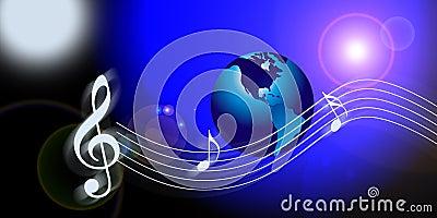 Internet music world notes