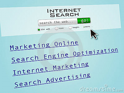 Internet Search Engine