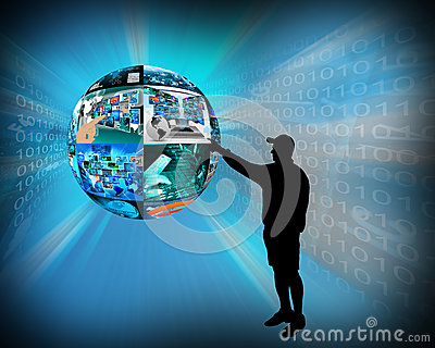 Internet sphere