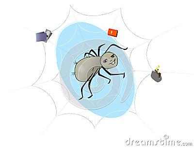Internet-spider