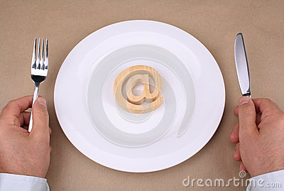 Internet to eat