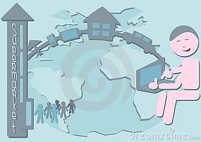 Internet trade