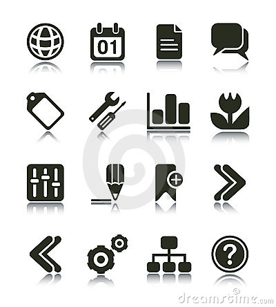 Free Internet & Web Icon Stock Images - 6540454