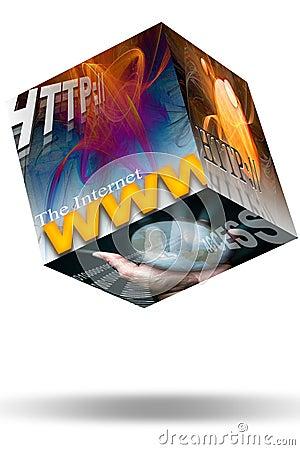 Free Internet Www Web Stock Photography - 4377862