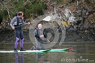 Internu paddle