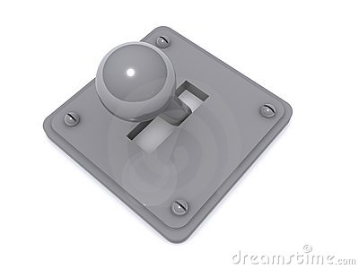 Interruptor 3D
