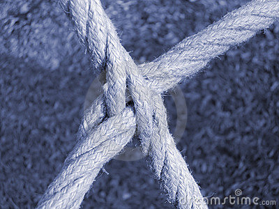 Intersecting ropes