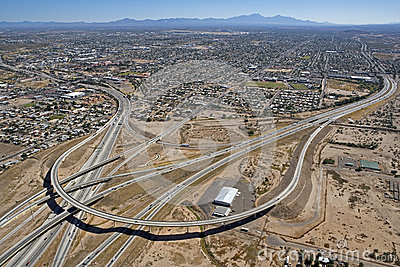 Interstate 10 & Interstate 19 Interchange
