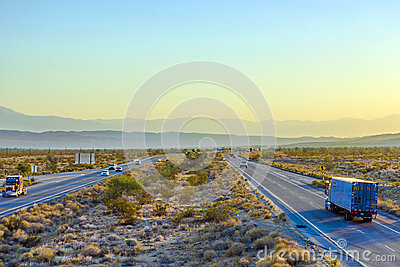 Interstate 10 direction Blythe