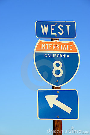 Interstate I-8