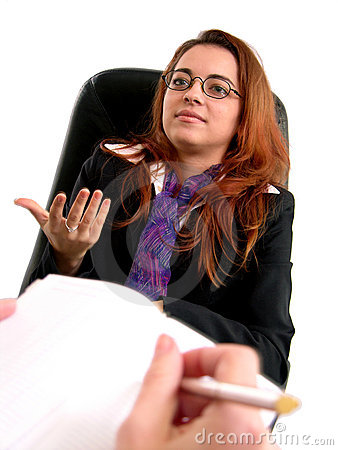Free Interview Royalty Free Stock Image - 66186