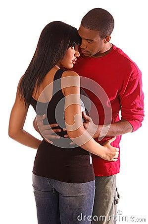 Intimate  Embrace