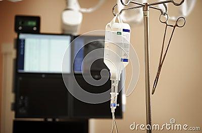 Intravenous drip system