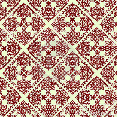 Intricate repeating background